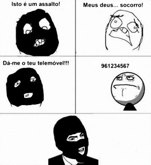Assalto ao Telemovel