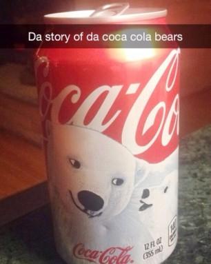 Ursinhos Coca-Cola