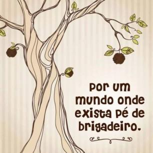 Pé de Brigadeiro! :)