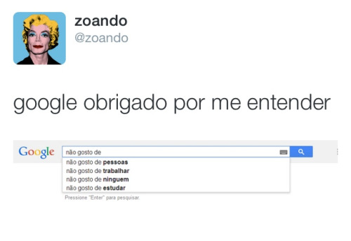 Google Compreende-me