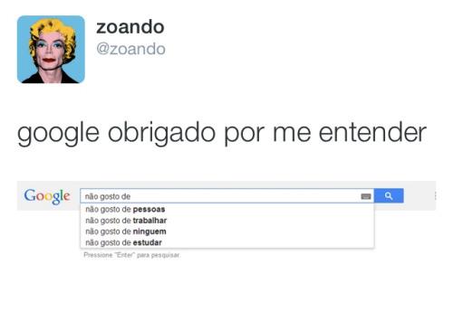 Google Compreende-me