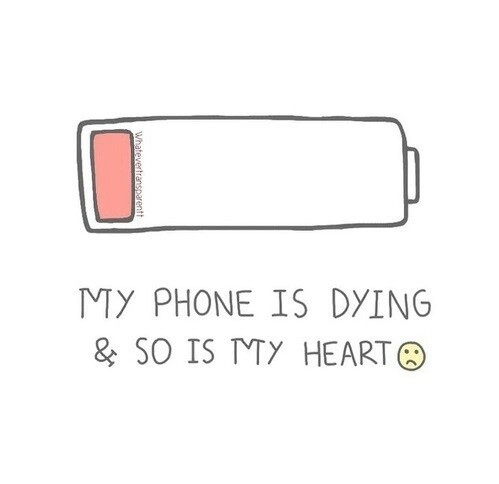 Bateria a Morrer