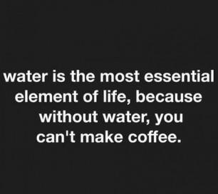 Nao podes fazer cafe!