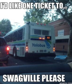 Yolo Bus