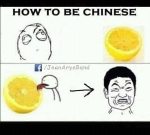 Como ser Chines!