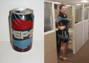 Vestido Pepsi